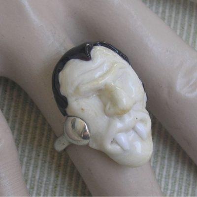 Anillo Escultura DRÁCULA