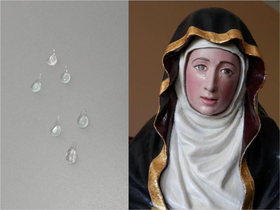 Lágrimas de la Virgen de La Encina